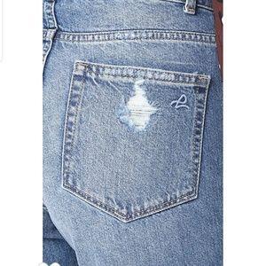 DL1961 Jeans - DL1961 Goldie high rise boyfriend distress jeans